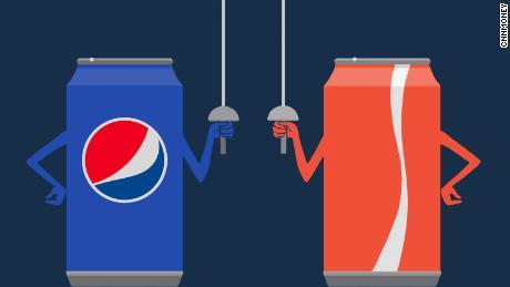 Bilderesultat for pepsi vs coke