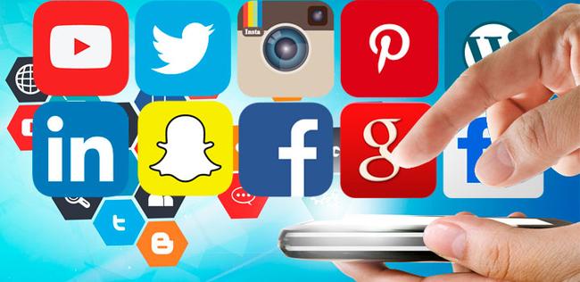 Bilderesultat for sosiale medier