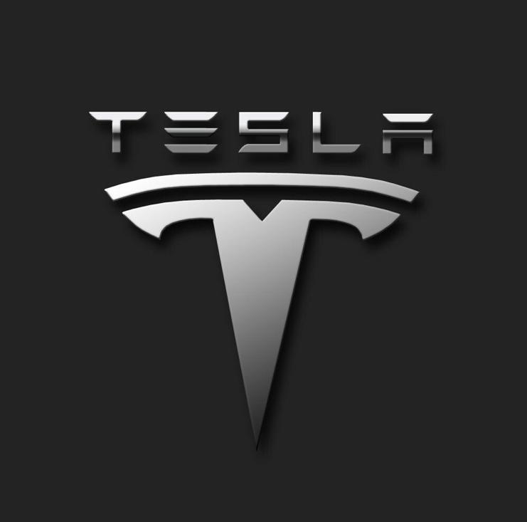 Bilderesultater for tesla logo
