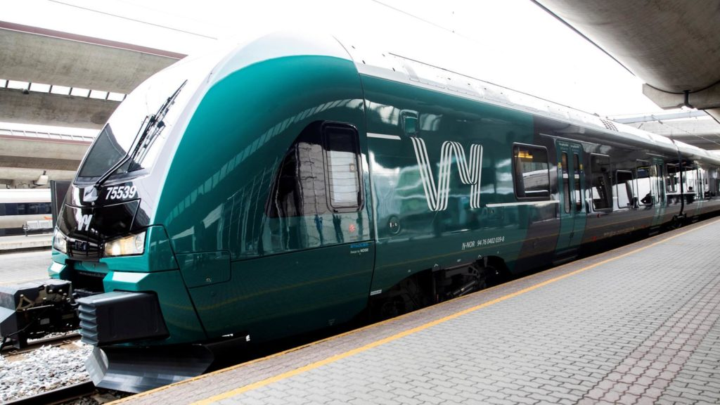 Bilderesultater for vy grønne tog