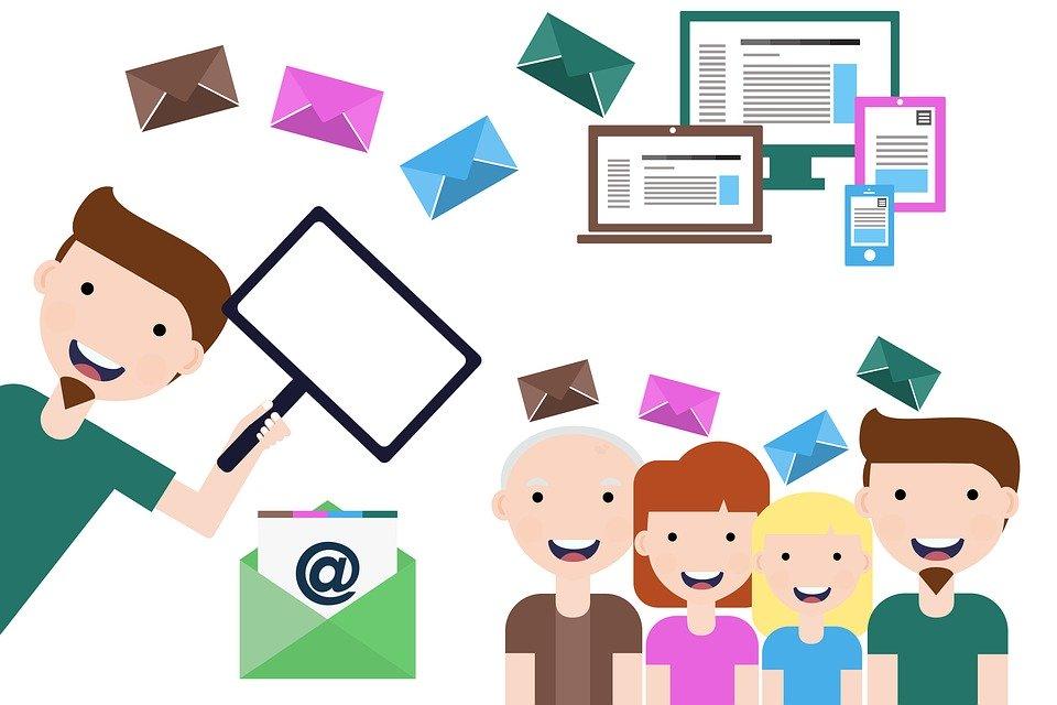 E-Post Markedsføring, Online Markedsføring, Nyhetsbrev