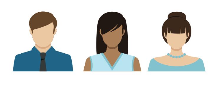 Hva er personas og hvordan identifiserer du dem?