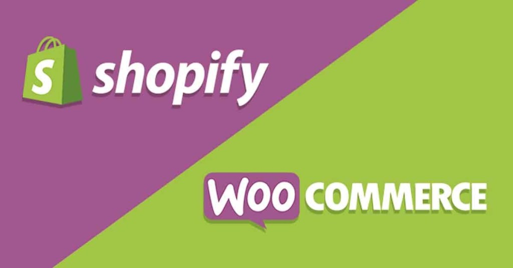 Shopify vs Woo Commerce