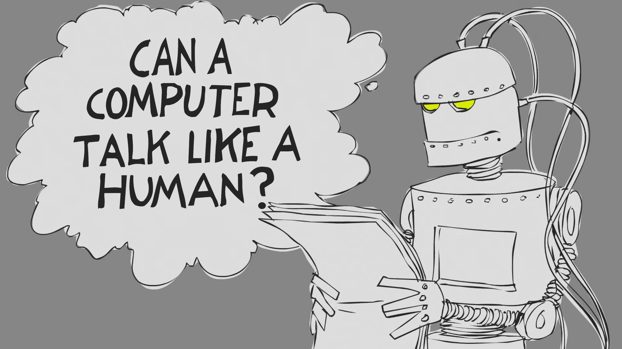 Nevermind Machines. Can Humans Pass the Turing Test? | by Henry Kim |  Becoming Human: Artificial Intelligence Magazine